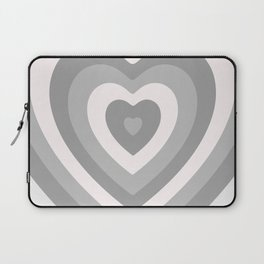 Off Color Heartbeat Laptop Sleeve