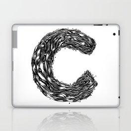 The Illustrated C Laptop & iPad Skin