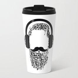 Beard the Music Travel Mug