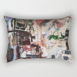 Crazy Crazy Rectangular Pillow