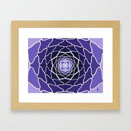 Sacred Lotus Framed Art Print