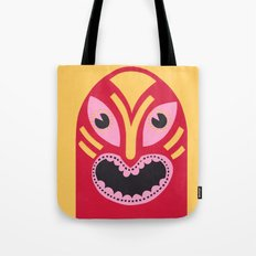 The Jolly Lucha Tote Bag