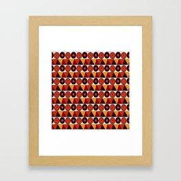 EL PUEBLO Framed Art Print