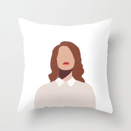Born To Die (Deluxe) Simple Design Throw Pillow