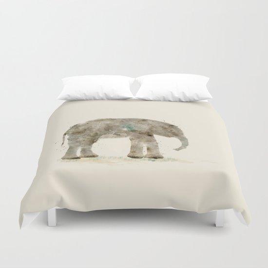 little elephant Duvet Cover