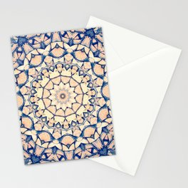 Logs In A Circle Stationery Cards