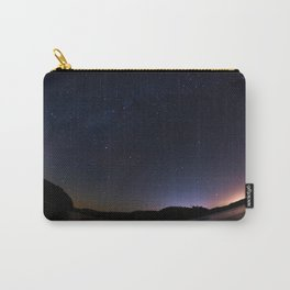 Stars Adorn Lake Carry-All Pouch