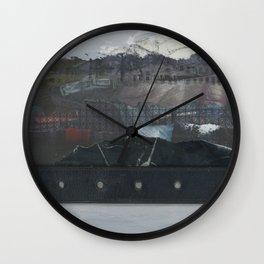 Folsom Street Fair Wall Clock