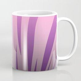 Design exotic lines Pink Zebra Coffee Mug