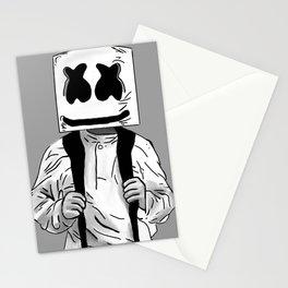 marshmello album 2020 nikn12 Stationery Cards