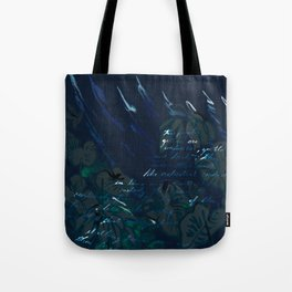 """Conquest of the Useless"" by Werner Herzog Print (v. 6) Tote Bag"