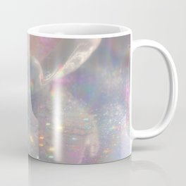 Seashell with water and sparkles Coffee Mug