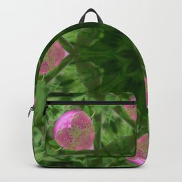 """""""Pink Lips"""" Lilly Reflection Backpack"""