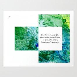 Page 8 Art Print