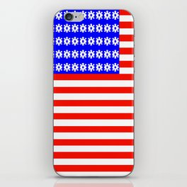 American Flag iPhone Skin