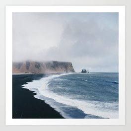 Coast 8 Art Print