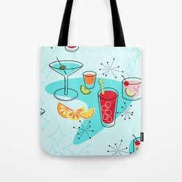 Cabo Cocktails Tote Bag