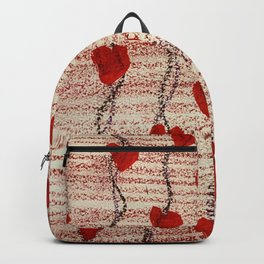 All My Hearts on Display Backpack