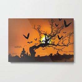 Halloween 010 Metal Print