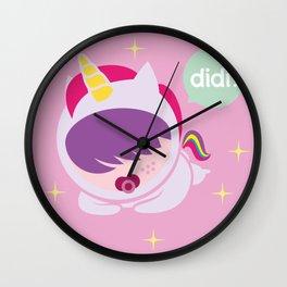 DIDI Wall Clock