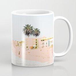 Pink Beach #society6 #decor #buyart Coffee Mug