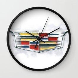 Cadillac #1 Wall Clock