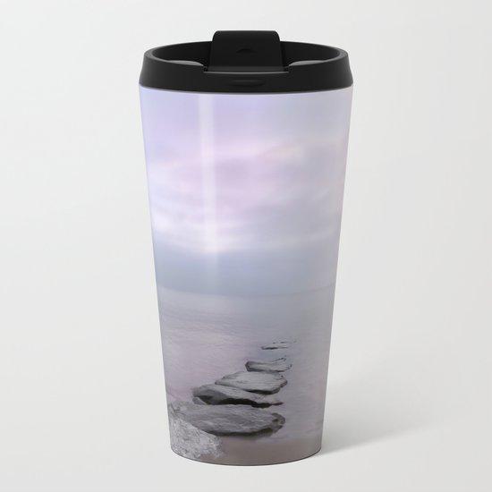 Morning Light Metal Travel Mug