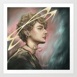 Mythological Youth Art Print