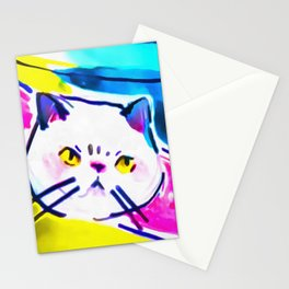 Nasty Little Creature Stationery Cards