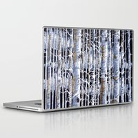 birch Laptop & iPad Skins featuring Birch Slap by Tyler Resty