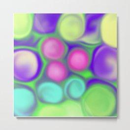 Fruity colours Metal Print