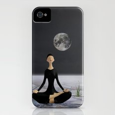 Let yourself drift through time and space iPhone (4, 4s) Slim Case