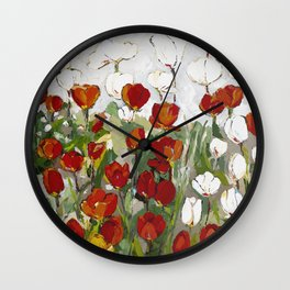 Holland Wall Clock