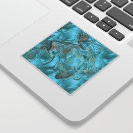 Mermaid 3 Sticker