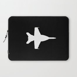 F-18 Hornet Fighter Jet Laptop Sleeve
