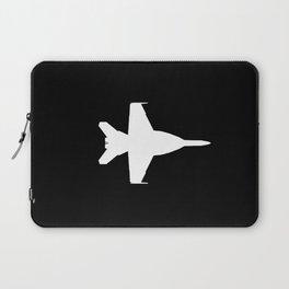 F-18 Hornet Fighter Jet Laptop Sleeve