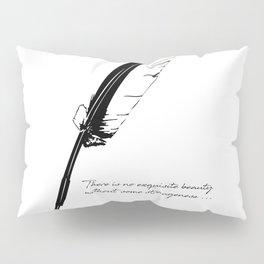 Edgar Allan Poe - Strangeness Pillow Sham