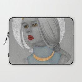 Moon Gold Laptop Sleeve