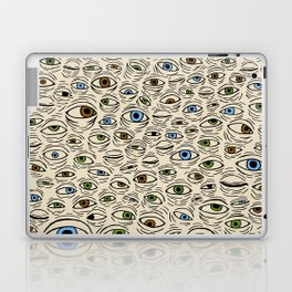 Seek (multi-colored) Laptop & iPad Skin