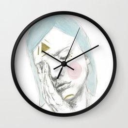 SLEEPYBEAR Wall Clock