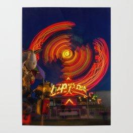 Zipper Ride Poster