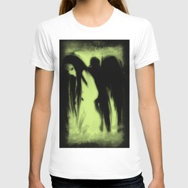 Silohetted Angel 05 T-shirt