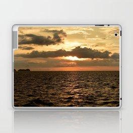 Sunset at Tamarindo Laptop & iPad Skin