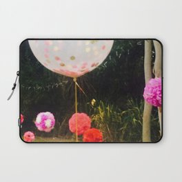 Let's Party Boho Style Laptop Sleeve