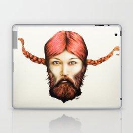 Wendy, The Bearded Lady Laptop & iPad Skin