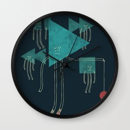 The Joy of Playing Wall Clock