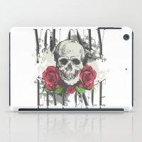 yolo iPad Cases featuring YOLO by Danielle Beach