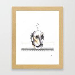 Dandine Framed Art Print