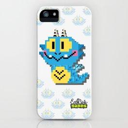 Dragon Up Game 8Bit Dragon iPhone Case