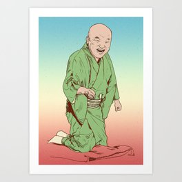 Rakugo-ka Art Print